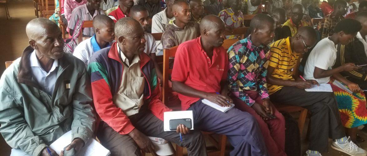 BURUNDI : L'ANACOOP coordonne les actions des coopératives de KIGAMBA / CANKUZO