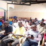 BURUNDI : L' ANACOOP discute avec les coopératives de MABAYI / CIBITOKE