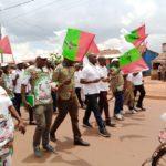 BURUNDI : Les BAGUMYABANGA de MATANA fêtent la victoire du CNDD-FDD en 2020 / BURURI