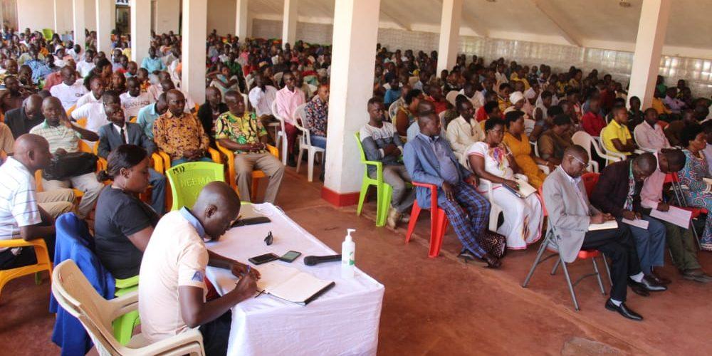 BURUNDI : Échange sur la politique socio-économique à CIBITOKE