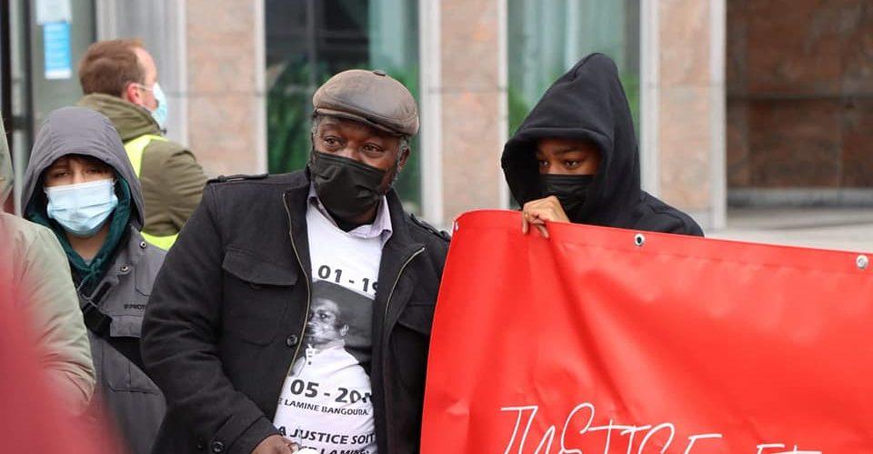 BURUNDI / DIASPORA – BELGIQUE : PANAFRICANISME – Policiers excusés par la -Justice- Belge pour le meurtre de LAMINE BANGOURA
