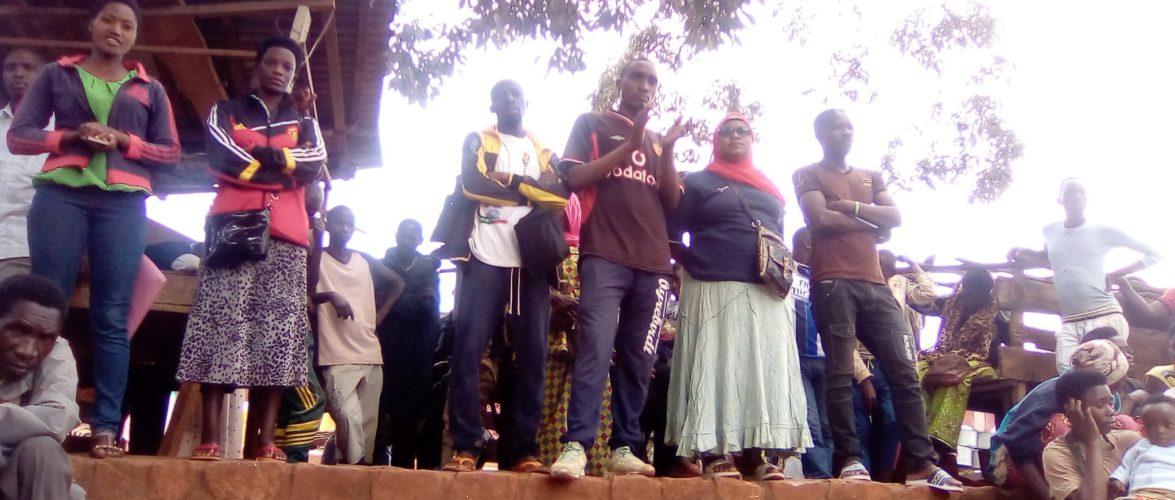 BURUNDI : Entretien avec les commerçants du MARCHE CENTRAL DE KIRUNDO