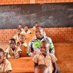 BURUNDI : Inauguration de l' ECOFO de BUSANGANA à BUGENDANA / GITEGA