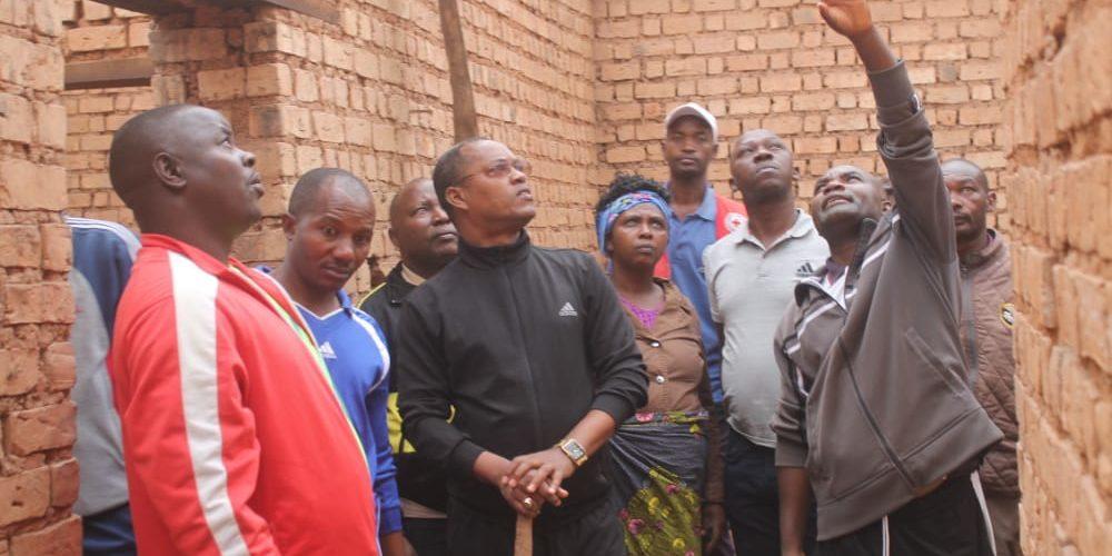 BURUNDI : L'OMBUDSMAN fait une petite visite à NYAGATOBO – BUSINDE / KAYANZA