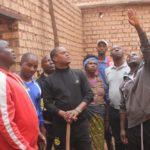 BURUNDI : L'OMBUDSMAN fait une petite visite à NYAGATOBO - BUSINDE / KAYANZA