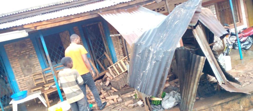 BURUNDI : 441 personnes victimes des pluies torrentielles violentes / KIRUNDO