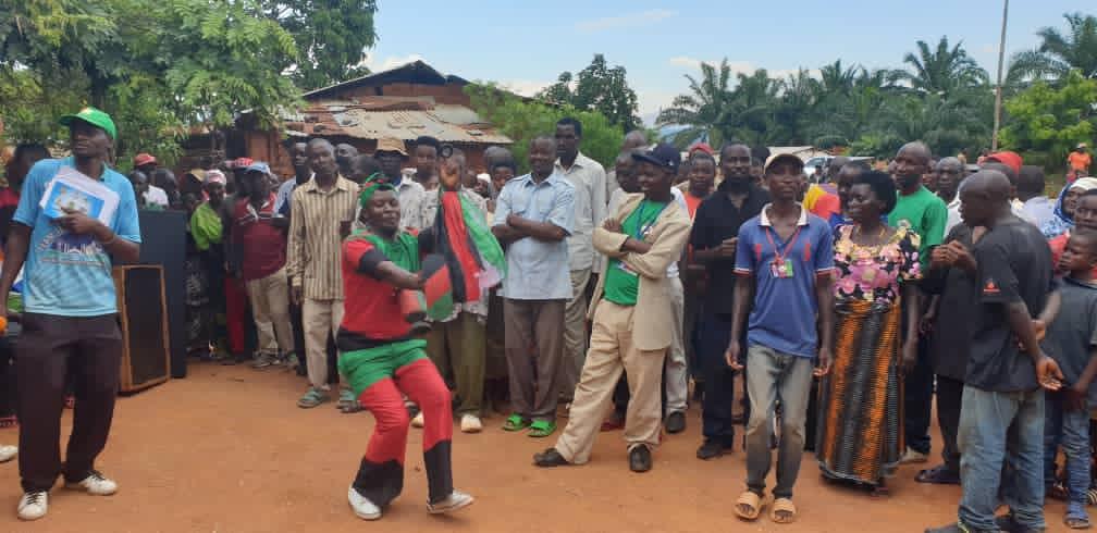 BURUNDI : Le CNL fête ses 2 ans à MAKAMBA