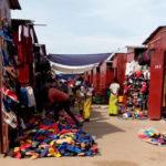 BURUNDI : Remise des stands au Marché de KANYOSHA / BUJUMBURA