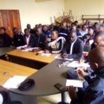 BURUNDI : Réunion de planification du mois à MWARO