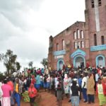 BURUNDI : Don de 700 tubes métalliques à la Paroisse KIBUMBU / MWARO