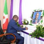 BURUNDI / TANZANIE : 2 Présidents morts de manière suspecte en moins d' 1 an