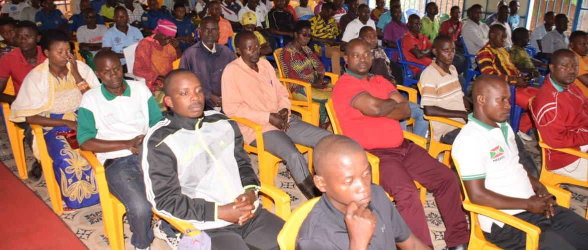 BURUNDI : Bonnes prestations SOCIO-ECONOMIQUES des coopératives SANGWE à GIHANGA / BUBANZA