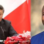 BURUNDI / CHINE : Entretien entre S.E. NDAYISHIMIYE (Général Major) et S.E. XI JINPING