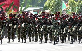 L'armée burundaise rejette les allégations sur la présence de ses soldats en RDC