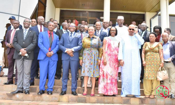 Lancement de la mise en oeuve des subventions du Fonds mondial de lutte contre le le Sida, la tuberculose et le paludisme