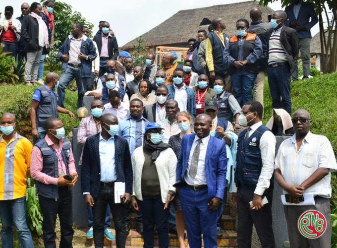 Le ministère de la santé et ses partenaires misent sur la revue intra-action de la riposte à la COVID19