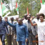 Les autorités membres du CNDD-FDD appelés à combattre la corruption avec la dernière énergie