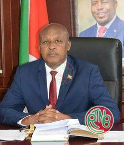 Le Burundi participe à la 984ème réunion du Conseil de paix et de sécurité de l'U A