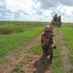 Le contingent burundais de l'AMISOM œuvre pour garantir la libre circulation routière