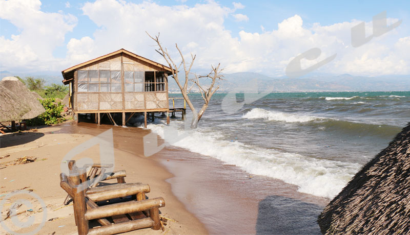 La colère du lac Tanganyika