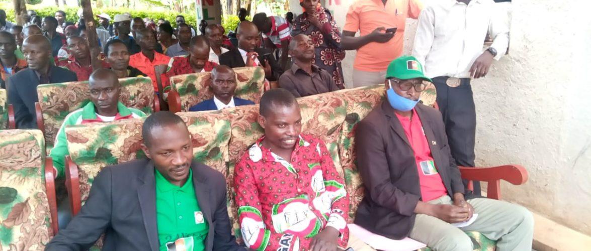 BURUNDI : La section communale CNL GITOBE fête les 2 ans du CNL / KIRUNDO
