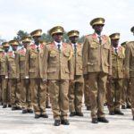 BURUNDI / DEFENSE : Le Chef d'Etat à l'ouverture de l'année académique de l'ISCAM