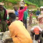 BURUNDI : TRAVAUX DE DEVELOPPEMENT COMMUNAUTAIRE - La construction d'une clinique à GATARE, MUSIGATI / BUBANZA