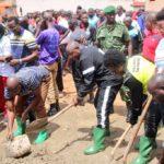 BURUNDI : TRAVAUX DE DEVELOPPEMENT COMMUNAUTAIRE - Bâtir le nouveau Bureau Provincial de RUYIGI