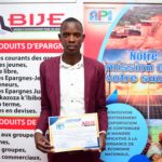 BURUNDI : Un jeune menuisier de BUTAGANZWA à KAYANZA primé par l'API