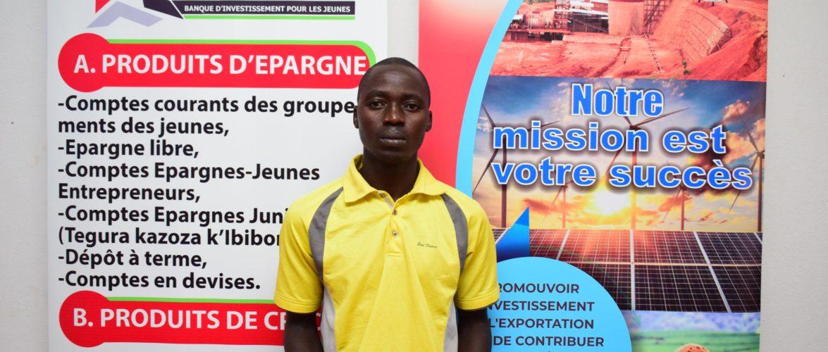 BURUNDI : Un jeune agriculteur – cultivateur de bananes de KIRUNDO primé par l'API