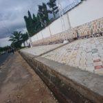 BURUNDI : Des travaux de pavage terminés à MUKAZA / BUJUMBURA