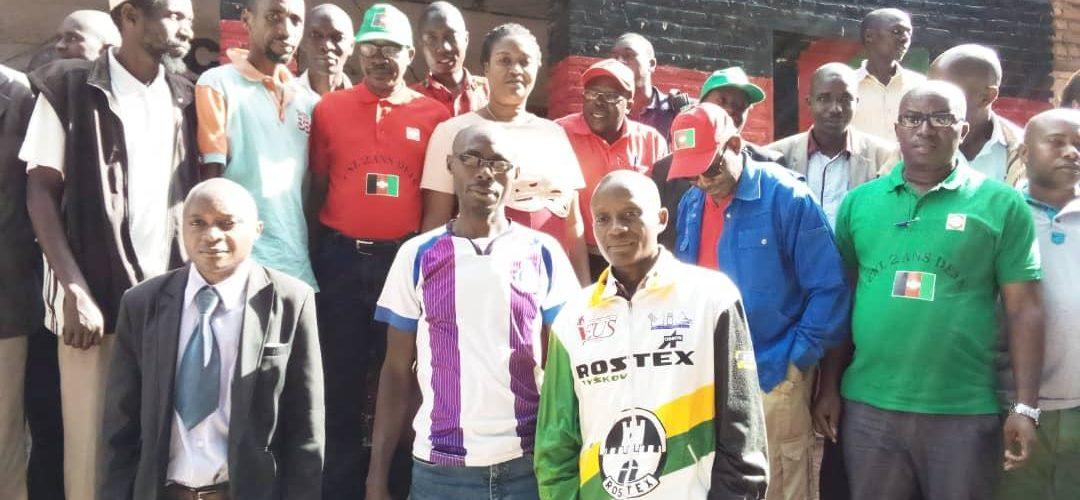 BURUNDI : Le CNL échange avec ses militants à KAYANZA