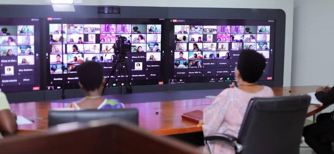 BURUNDI: Rencontre virtuelle avec les Femmes BARUNDI de la DIASPORA