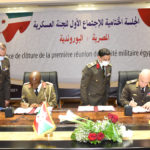 BURUNDI/ EGYPTE : Signature des accords militaires