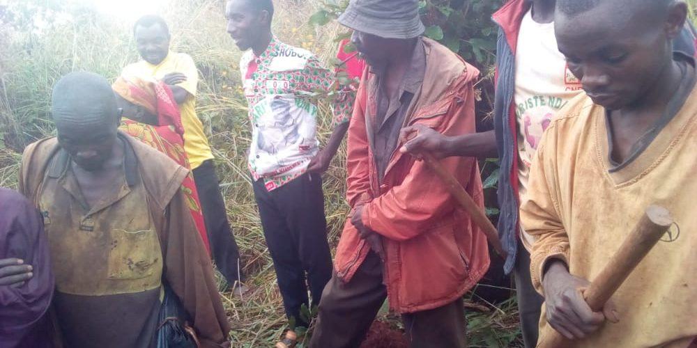 GENOCIDE CONTRE LES HUTU DU BURUNDI EN 1972 : 2 fosses communes confirmées au Parc de la RUVUBU / MUYINGA