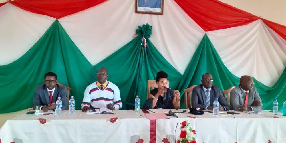 BURUNDI : La situation judiciaire à RYANSORO, GISHUBI, et NYARUSANGE / GITEGA