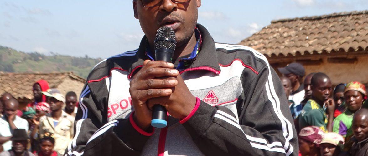 BURUNDI : Bonne situation sécuritaire à KABORE / KAYANZA