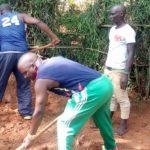 BURUNDI : TRAVAUX DE DEVELOPPEMENT COMMUNAUTAIRE - Les IMBONERAKURE ré-aménagent la route vers RUHEHE à BUGARIRA / KIRUNDO