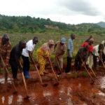 BURUNDI : TRAVAUX DE DEVELOPPEMENT COMMUNAUTAIRE - Remettre en état la route désenclavant la colline KANZEGE / MAKAMBA