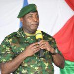 BURUNDI : Le Chef d'Etat rencontre ses troupes en CENTRAFRIQUE