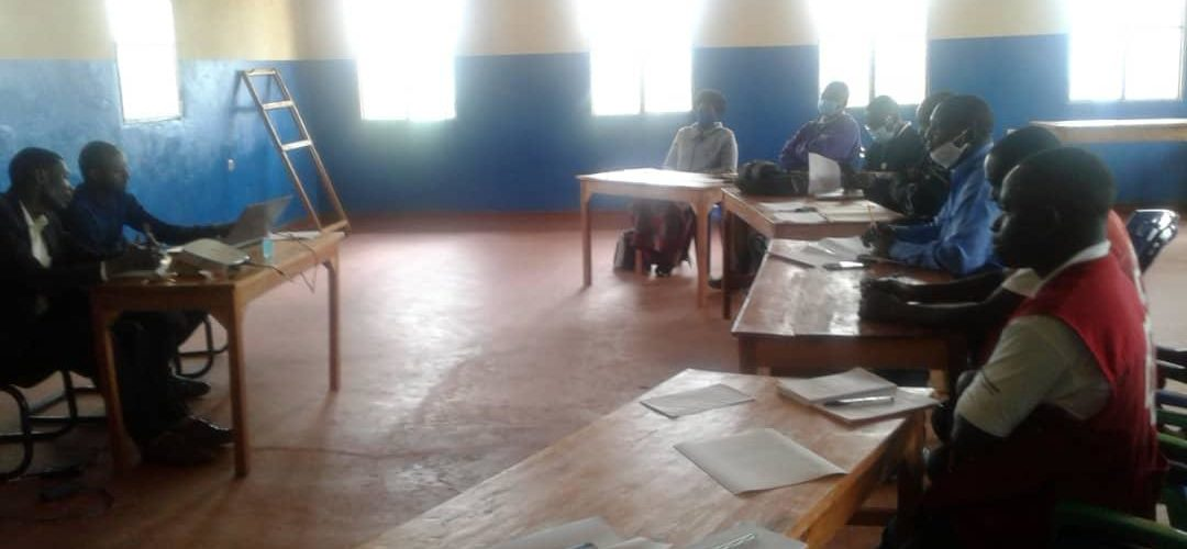 BURUNDI : Plan Communal de Développement Communautaire à RUTEGAMA / MURAMVYA