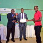 BURUNDI : Un jeune entrepreneur de MUHA à BUJUMBURA primé par l'API
