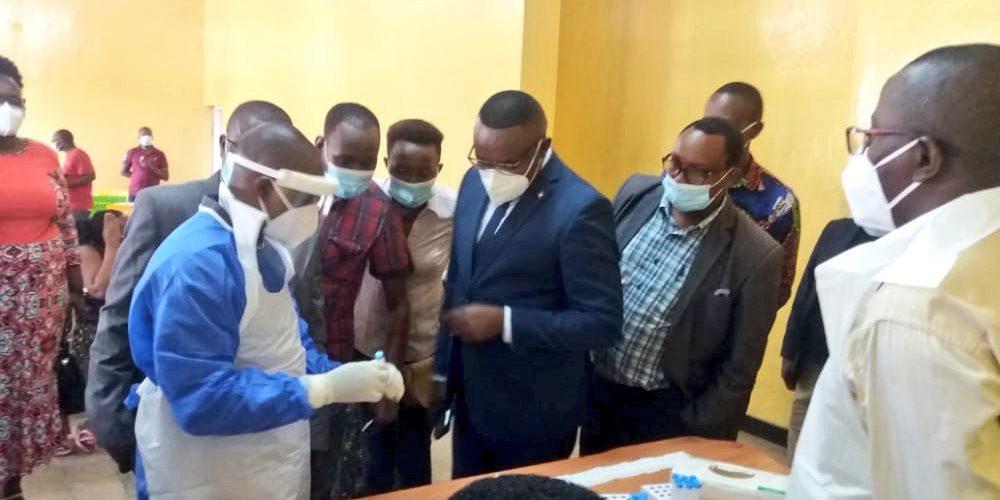 BURUNDI : Les jours de quarantaine COVID-19 passent de 7 à 4 jours