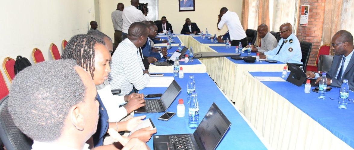 BURUNDI : Réunion du COMITE NATIONAL DE CRISE DE LA COVID-19