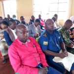 BURUNDI : Réunion avec le comité mixte provincial de sécurité / MUYINGA