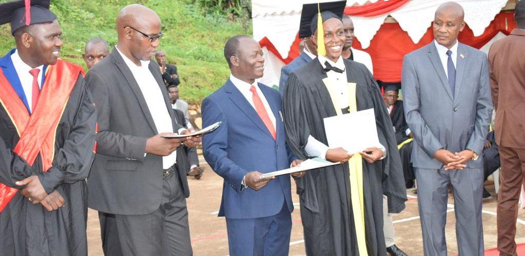 BURUNDI : Début de l'année académique 2020-2021 à l'Université de MWARO