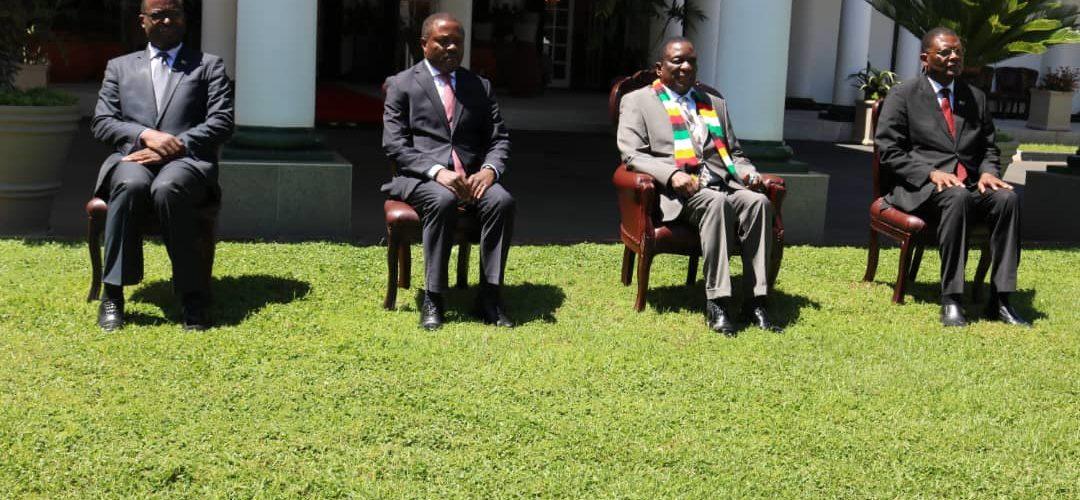 BURUNDI : Ambassadeur RUHOMVYUMWORO présente ses Lettres de Créance au ZIMBABWE