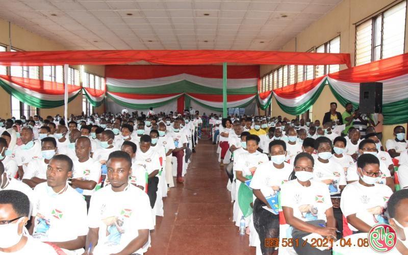 Conférence nationale des jeunes, édition 2021