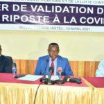 Le Burundi valide un nouveau plan de riposte à la COVID-19