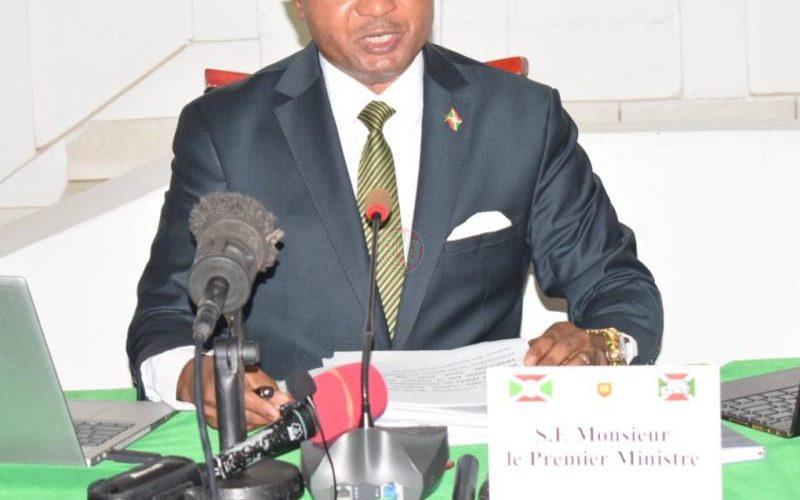 AN: présentation du rapport de mise en application du programme du Gouvernement